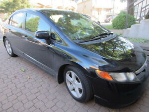 2006 Honda Civic EX Berline