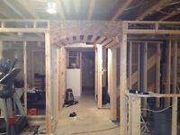 BASEMENT FRAMING SPECIALIST ATTENTION HOME OWNERS