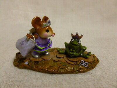 Wee Forest Folk Prince Charming I Presume Halloween Edition m-299a Large Base