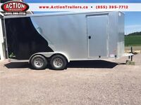 USED NEO 7 X 16' CARGO - IN EXCELLANT CONDITION - BARELY USED