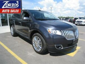 2013 Lincoln MKX/AWD/Ultra Luxury