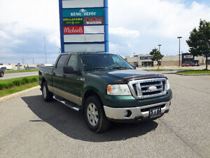 2007 Ford F-150 XLT, 4x4, 5.4 Litres