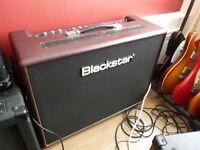 "Blackstar Artisan 30, 2 x 12"" Combo, 30 watt Valve amp."