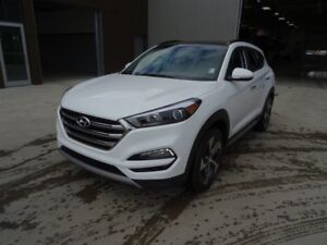 2017 Hyundai Tucson 1.6T AWD SE Leather, Heated Seats, Rearview