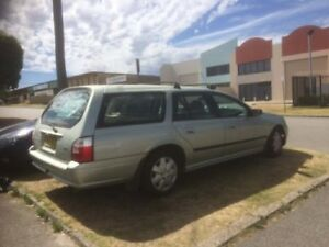 Ford Falcon Wagon - Perfect for Backpacker, with Warranties Welshpool Canning Area Preview