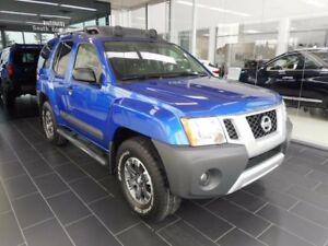 2014 Nissan Xterra PRO-4X, Accident Free, One Owner, Alberta Veh