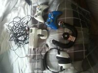 Xbox 360 ton of extras for cheap Watch|Share |Print|Report Ad