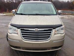 2008 Chrysler Town & Country Limited W/ PL, PW, A/C, CERT/E-TEST