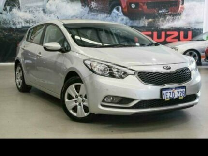 2016 Kia Cerato YD MY16 S Silver 6 Speed Sports Automatic Hatchback Rockingham Rockingham Area Preview