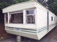 35 x 10 Willerby Leven, 3 bed,free delivery.