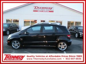 2011 Mercedes-Benz B-Class B 200 Turbo 6 speed Manual
