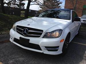 2013 Mercedes Benz C250 Sport, 1 owner, certified