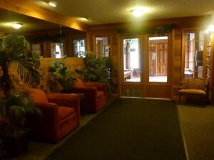 Creekside 2small studios with free parking