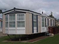 Great condition 2 bed static caravan on 11 month site
