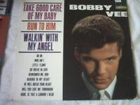 Vinyl LP Bobby Vee - Take Good Care Of My Baby Liberty LBY 1004 Mono 1961