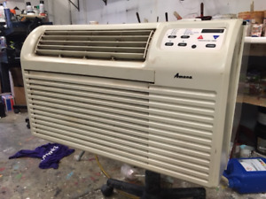 Amana 240v oversized air conditioner/heater