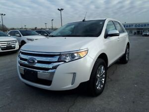 2014 Ford Edge Limited, Power Liftgate, Blind Spot Monitor