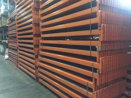 Used Colby Pallet Racking - 40 pallet storage