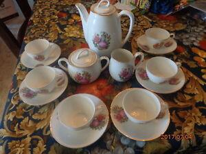 Tea Set:  15-Piece Set for $15.00!