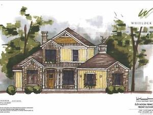 New House for Sale (to be built) in Hudson!!