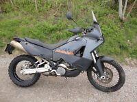 KTM 990 ADVENTURE - ABS 2006