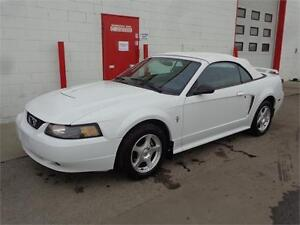 2003 Ford Mustang Convertible ~ 132,000kms ~ Leather ~ $4999