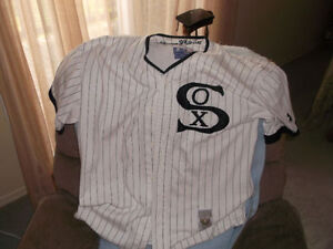 White Socs Major League Collectors Shirt  Never Worn LG