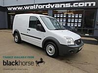 2011 Ford Transit Connect T200 1.8 TDCi 75ps SWB Low Roof Diesel white Manual