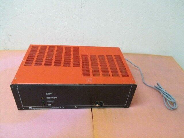 Leybold-Heraeus Turbotronik NT 450 Turbo Pump Controller. 416201