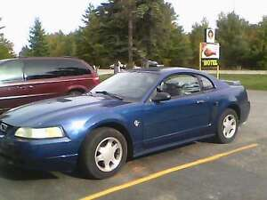 1999 Ford Mustang Coupe (2 door) 35th Anniversary Edition
