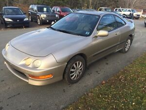 2001 Acura Integra SE - low kms!