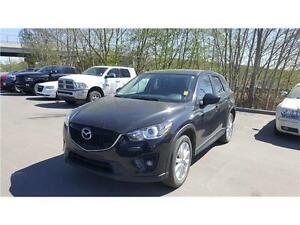 2013 Mazda CX-5 GT AWD! LEATHER! SUNROOF! $204 BW!
