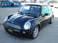 2004 MINI COOPER 5 SPEED, $5,450 WARRANTY&SAFETY, WITH 172KMS