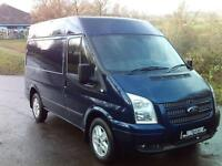 Ford Transit 2.2TDCi ( 125PS ) ( EU5 ) 260S Med Roof Van 260 Limited