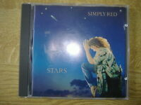 Simply Red CD Stars