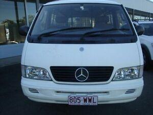 2002 Mercedes-Benz MB140D White Van Eight Mile Plains Brisbane South West Preview