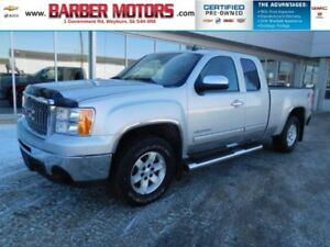 2010 GMC Sierra 1500 Heated Mirrors, Tow Package, Running Boards