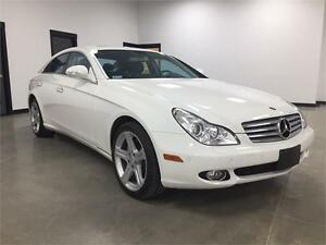 2006 Mercedes CLS500,low kms,Brand New Winter tires,MINT!
