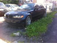 BMW 325 I AUTOMATIQUE2004 CUIR TOIT MAGS AIR CLIMATISÉ