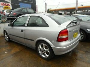 2003 Holden Astra TS SRi Hatchback 3dr Auto 4sp 2.2i Silver Automatic Hatchback Croydon Burwood Area Preview