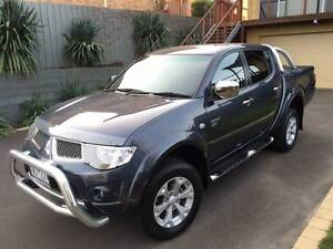 2010 Mitsubishi Triton Ute Mornington Mornington Peninsula Preview