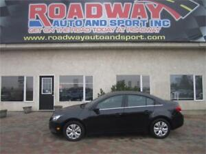 2014 Chevrolet Cruze 1LT   PST Paid    Back Up Camera