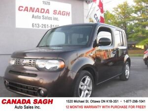 2009 Nissan cube NEW GENERATION CARS! 12M.WRTY+SAFETY $6990