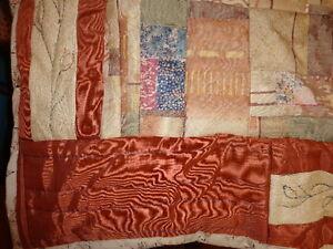 Quilt / Bedspread, Home Made, Titled 1968 Revisited Oakville / Halton Region Toronto (GTA) image 6