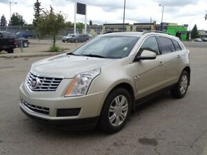 2013 Cadillac SRX AWD SRX4 Accident Free,  Leather,  Heated Seat