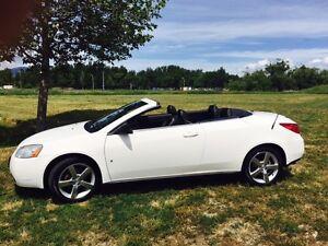 REDUCED! 2007 Pontiac G6 Hard Top Convertible Coupe (2 door)
