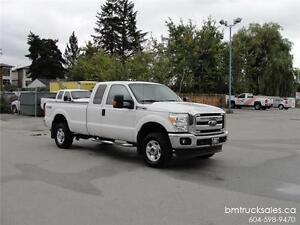 2012 FORD F-350 SUPER DUTY XLT EXT CAB LONG BOX 4X4