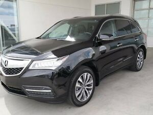 2014 Acura MDX MDX, NAVI, LEATHER, SUNROOF, AWD