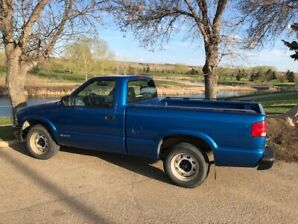 Chevy S10 Regular Cab Truck for Sale
