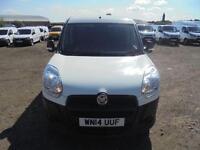 Fiat Doblo 1.3 Multijet 16V Van Start Stop DIESEL MANUAL WHITE (2014)
